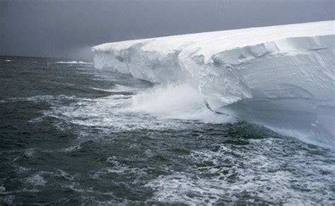 What Is The Largest Shelf In Antarctica by Faster Than Predicted Rivers Threaten