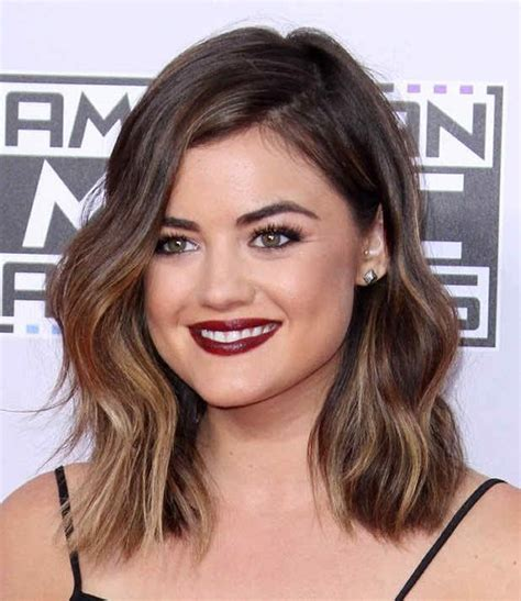 shoulder skimmimg bob hair 25 simple long bob hairstyles which you can do yourself