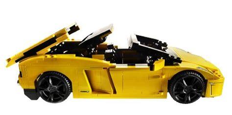 Lego Lamborghini Gallardo Lego Racers Lamborghini Gallardo Lp 560 4 8169 In The