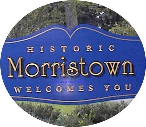 Morris County Garage Sale by Morristown New Jersey