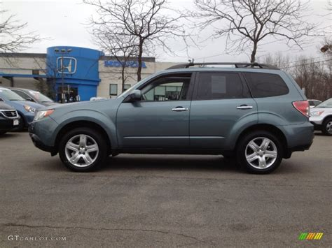 green subaru forester 2010 green metallic subaru forester 2 5 x limited