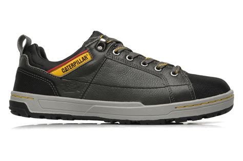 caterpillar sport shoes caterpillar brod s1p sport shoes in grey at sarenza co uk