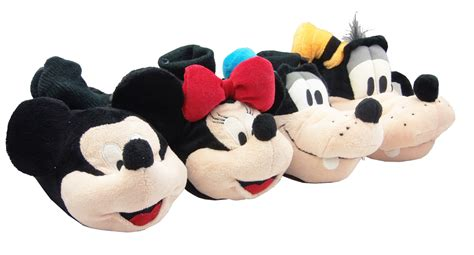 mickey mouse slippers for boys boys slippers disney goofy mickey mouse size 4 1 new