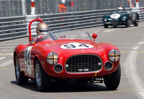 first ferrari ever made first ferrari in sa resurfaces it s worth r160 million