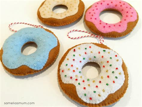 Donut Decorations by Donut Decorations Allfreesewing