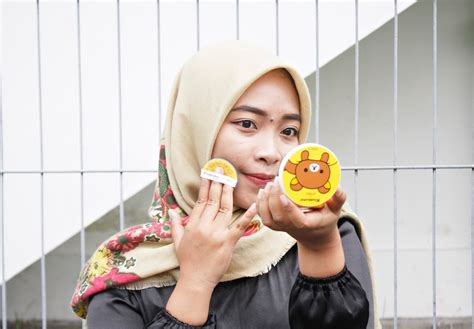 Bedak Wajah A Pieu Rilakkuma Air Fit Cushion Original review apieu air fit cushion rilakkuma shade no 23 untuk normal to erny s journal