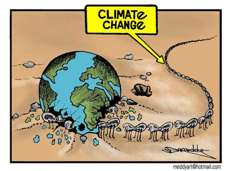 chagne cartoon cartoon movement climate change