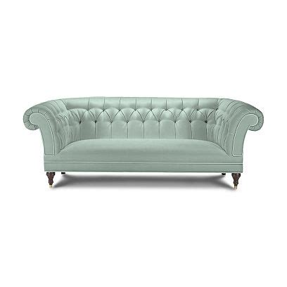 google couch light blue tufted couch google search for the home