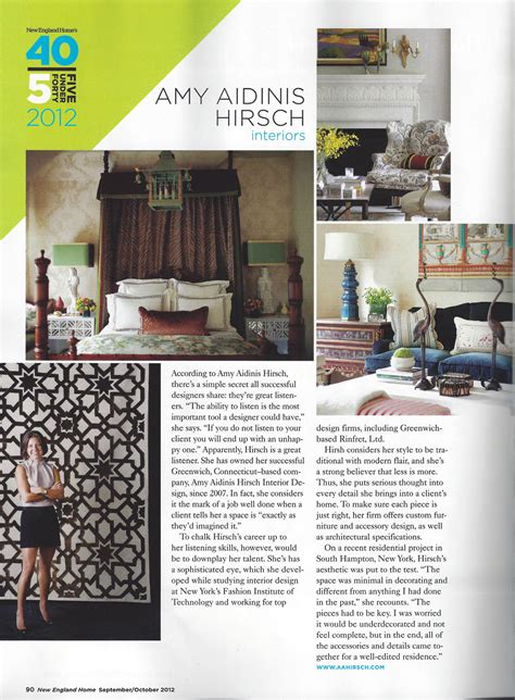a colorful conversion new england home magazine 5 under 40 designers to watch new england home amy