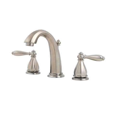 Phisher Faucets by Faucet Gt49 Rp0k In Brushed Nickel By Pfister