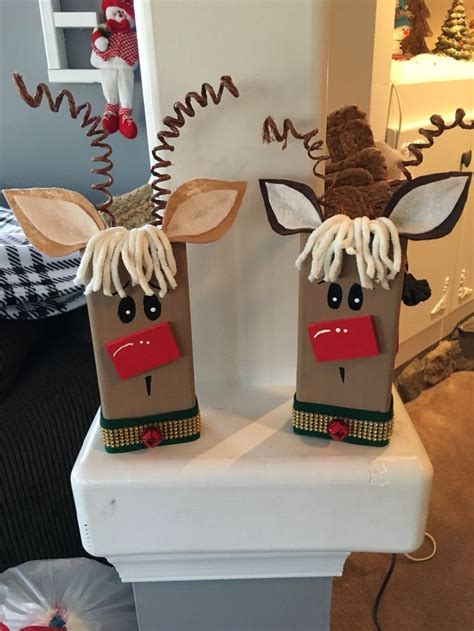 christmas wooden crafts find craft ideas