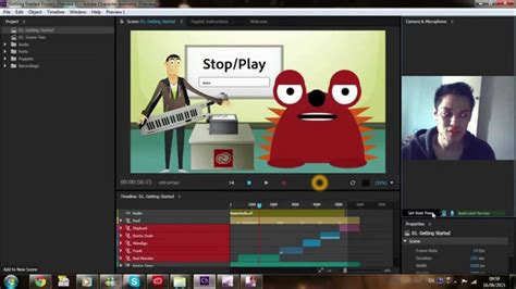 adobe character animator preview after effects cc 2015