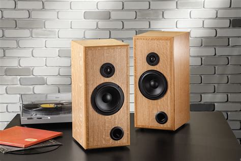 top 10 best bookshelf speakers of 2017 bass speakers