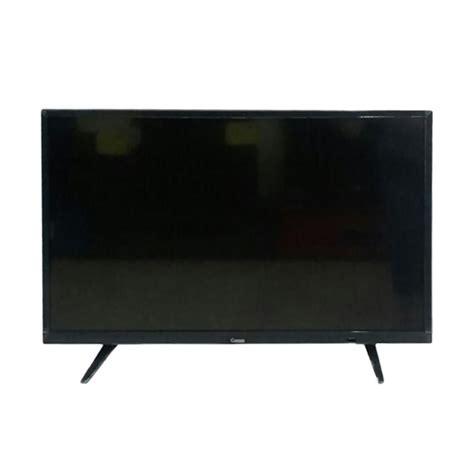 jual coocaa 32a2a11a led tv hitam 32 inch harga kualitas terjamin blibli