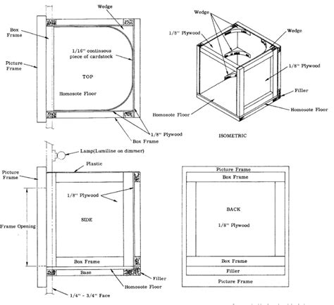 shadow box woodworking plans wood work how to build a shadowbox pdf plans