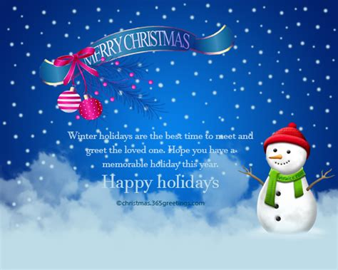 happy holidays messages and wishes christmas celebration