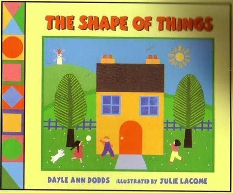 picture books about shapes prek preschool ideas from noey shape of things