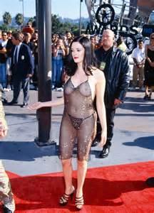 Rose mcgowan vma 1998 dress