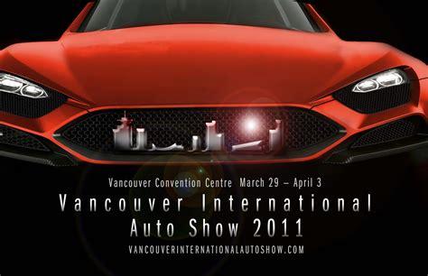 Home Design Show Vancouver Convention Centre vancouver auto show 2011 poster submissions design ed