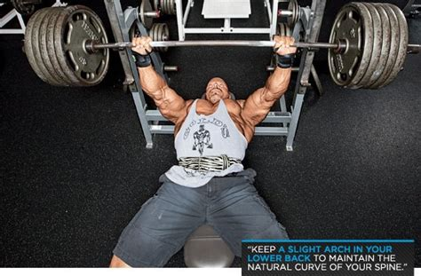 strong bench press get seriously strong