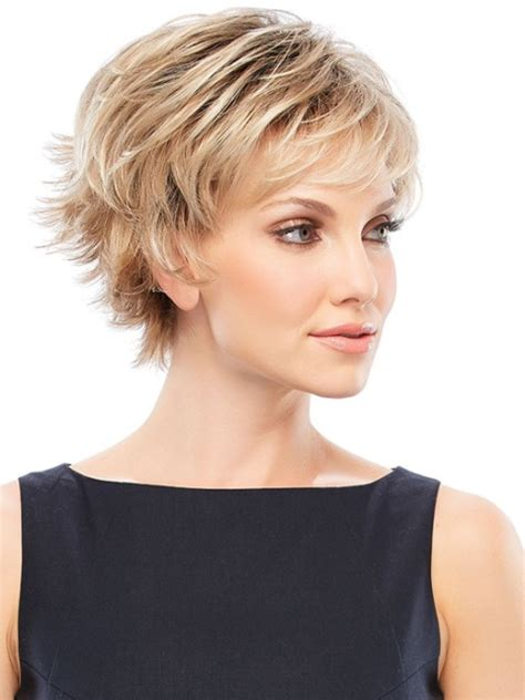 Short hairstyles short easy hairstyles for thick hair haircuts short