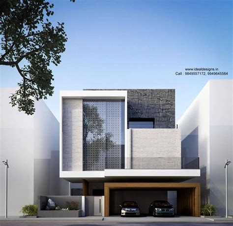 house front architecture design beautiful commercial building elevation 3d view design jpg