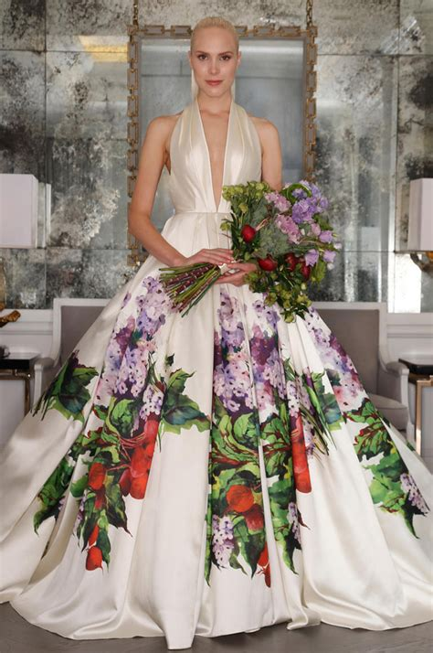 flower design wedding dresses top 10 wedding dress trends for 2016 southbound bride