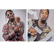 Offset Cashes In On The Latest From Fear Of God