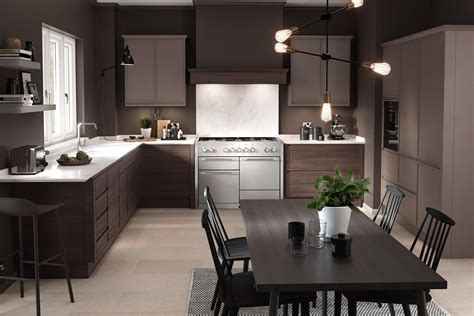 second designer kitchens lichfield modern kitchen