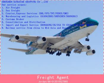 international air freight shipping from shenzhen guangzhou to sweden buy air freight door to
