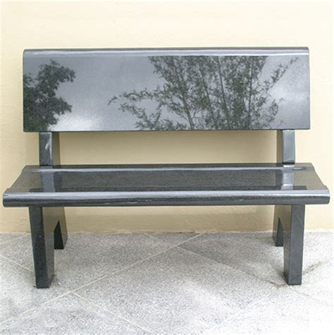 black granite bench polished black granite backed bench kilwaughter lime
