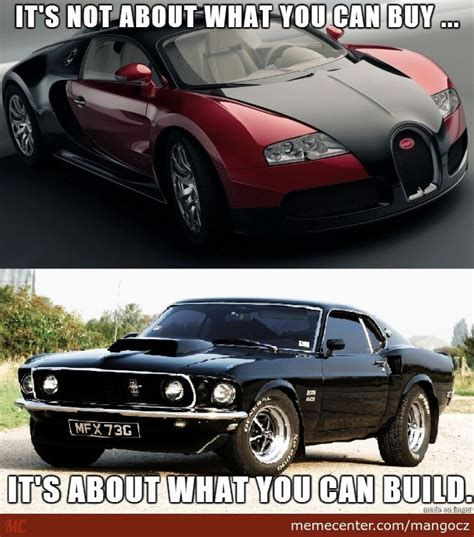 Muscle Car Memes - muscle car funny quotes quotesgram