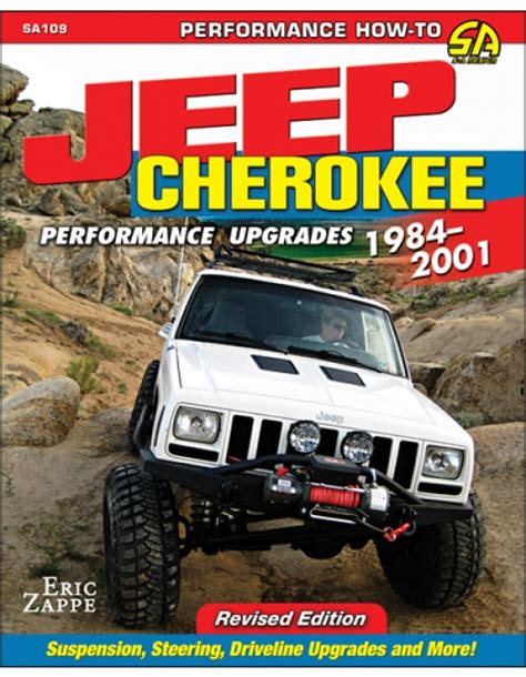 Jeep Horsepower Upgrades Jeep Performance Upgrades 1984 2001 Revised