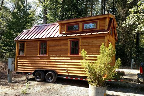 tiny homes washington south prairie creek tiny house vacation in wa