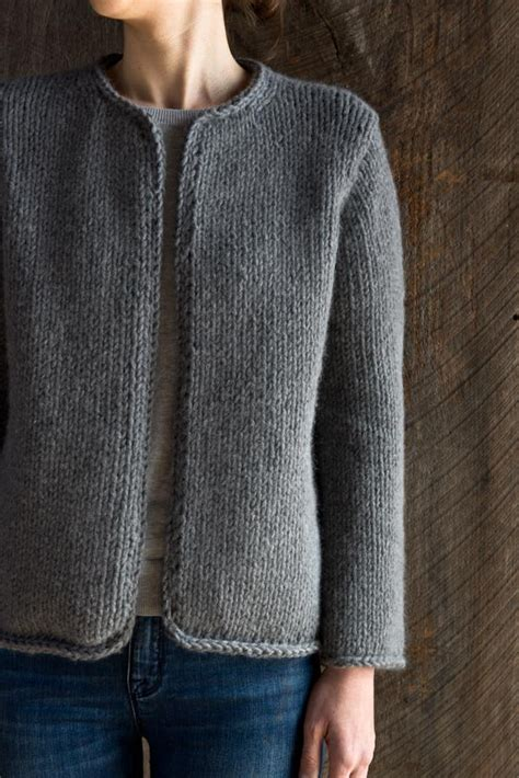 Cute Coat Hooks classic knit jacket purl soho create