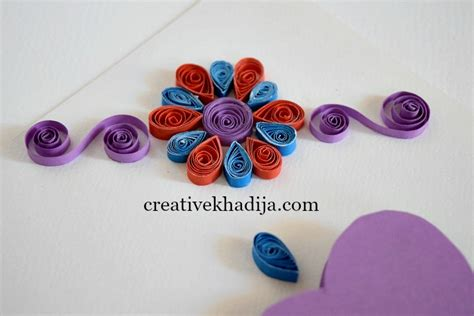 Handmade Paper For Sale - handmade paper quilling cards for sale eid cards birthday