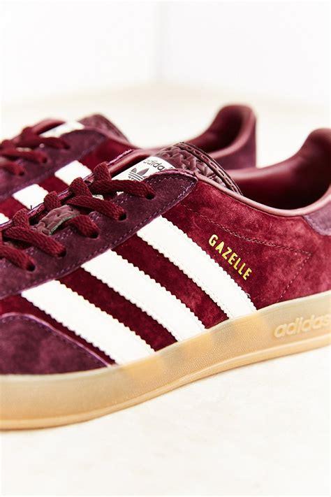 Promo Sepatu Adidas Gazele Suede Sol Gum lyst adidas originals gazelle gum sole indoor sneaker in purple
