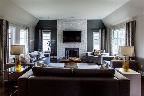 le design salon interieur design de d 233 coration murale de la maison