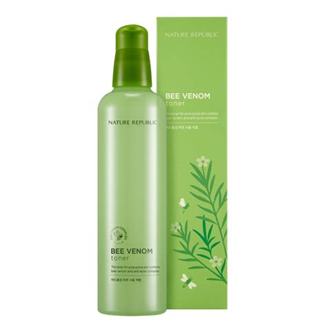 Inez Active Skin Toner 150 Ml nature republic bee venom toner 150ml ebay