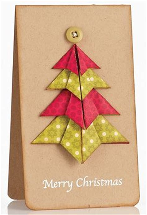Origami Tree Card - 11 best images about tarjetas tea bag on trees