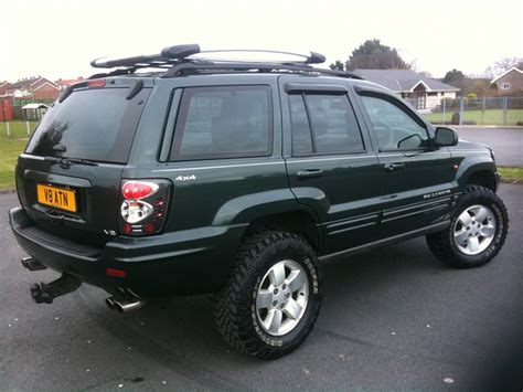 2002 Jeep Grand Wj 2002 Wj Overland Rcx 4 Quot Jeep Forum