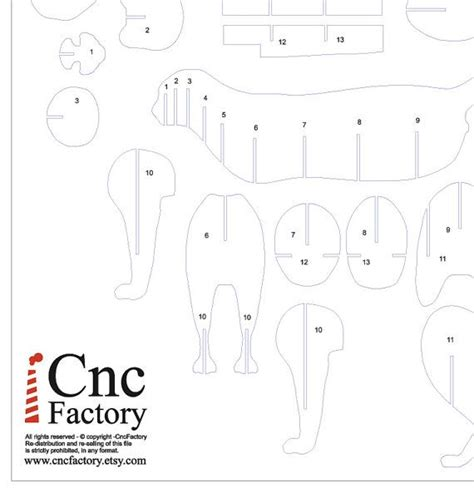 dxf templates 11 best images about cnc idea sliced on