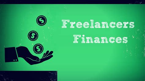 how freelancers should handle their finances makemoneyinlife