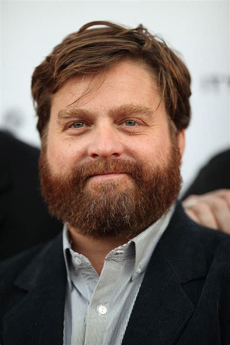 hangover actor with beard zachary knight quot zach quot galifianakis born october 1 1969