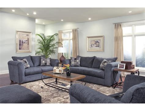 pictures of blue living rooms modern home blue living room furniture ideas