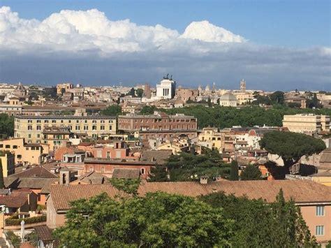 terrazza gianicolo veduta di roma picture of terrazza gianicolo rome