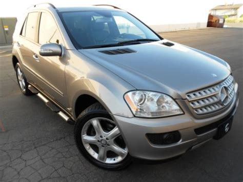 Prium Carpet Comfort Mercedes Ml350 sell used 2008 mercedes ml350 4wd like brand new condition clean loaded in salt