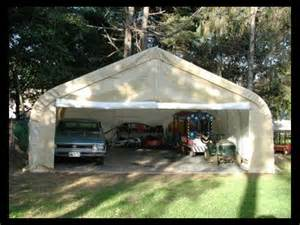 canvas garage 22 x24 x12 two car garage house style canvas shelter