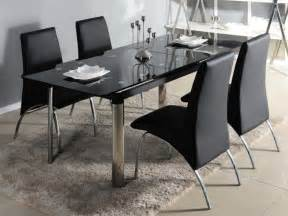 exemple table a en verre design pas cher