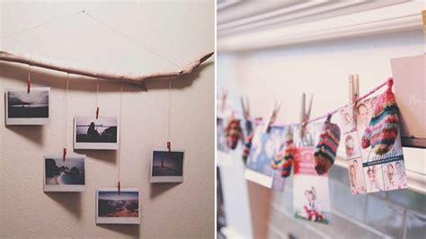 decoracion de habitación con fotos ideas para decorar con fotos sin marco